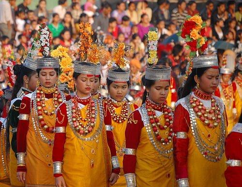 Jaintia Tribe