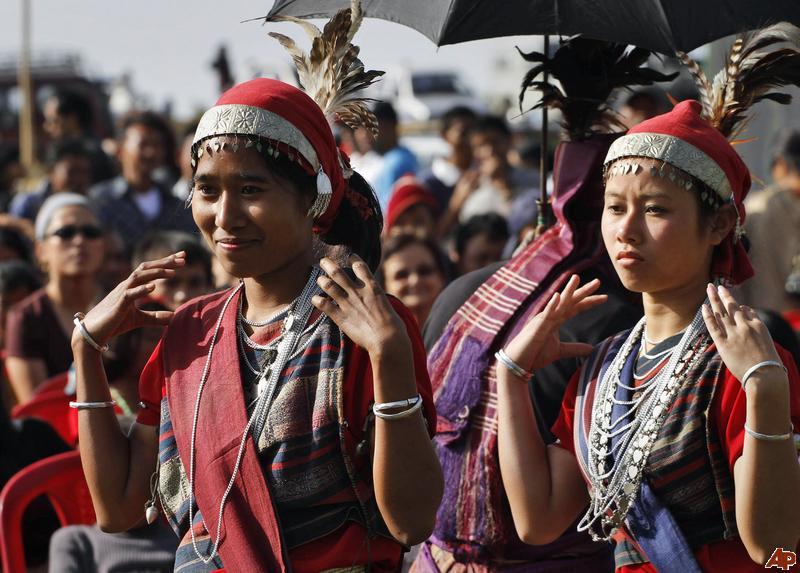 Garo Tribe