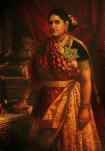 Maharani Drape