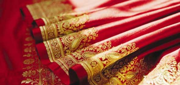 Pochampally or Pochampalli Silk