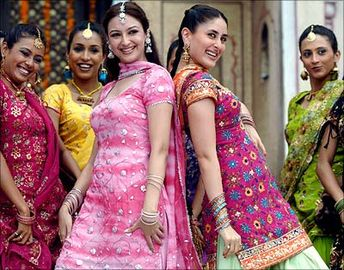 Kareena Kapoor in 'Jab We Met'