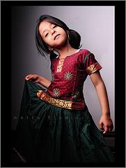 Pattu Pavadai (Image Courtesy: Flickr)