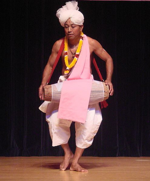 Pung Cholom Performer