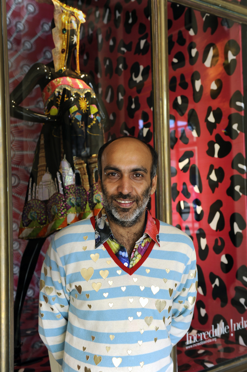 Know About Manish Arora Indian Fashion Designer Utsavpedia