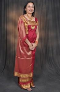 Coorgi Sari