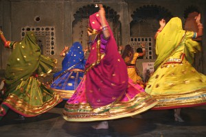 Ghoomar Performance