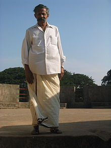 Panche or Dhoti