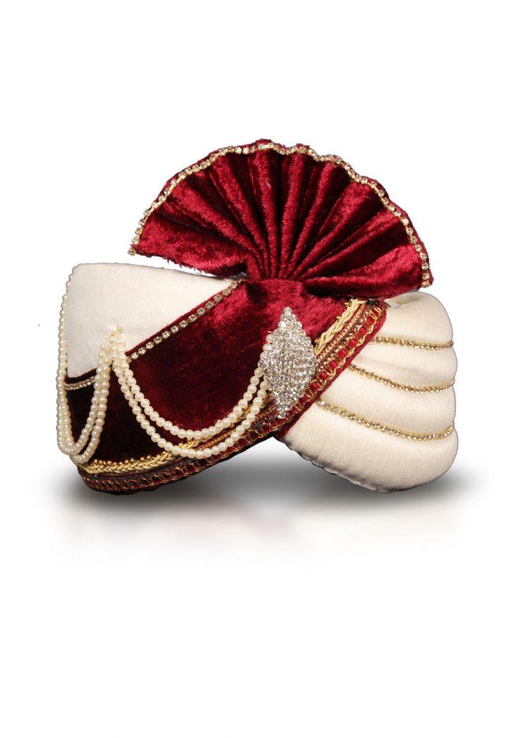 The Traditional Turban From Maharastra – Marathi Pheta