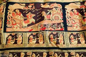 Baluchari Saree Design