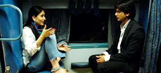Kareena in movie 'Jab We Met'