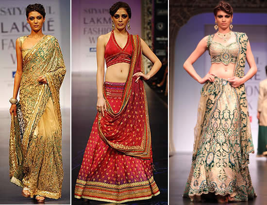Satya Paul Bridal Attires