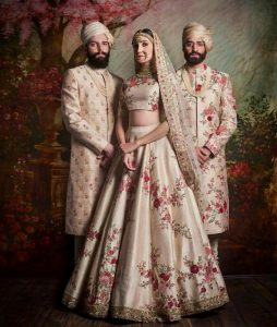 Sabyasachi Collection (Source: Pinterest)