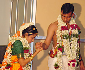 Weddings in Tamil Nadu