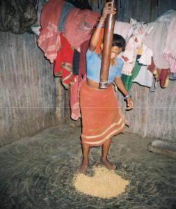 Warli Woman