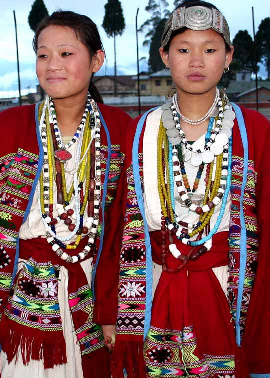 Tribal Clothing From Arunachal Pradesh