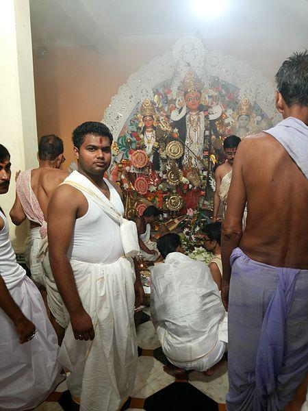 Durga Puja Preperations