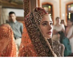 Kashmiri Bride Getup