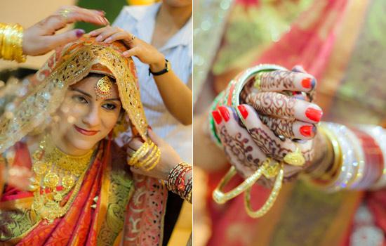 Kashmiri Bride Dress