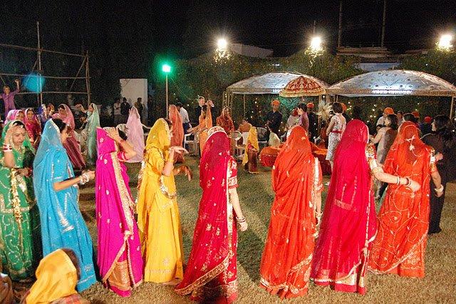 Rajasthani Wedding Fashion