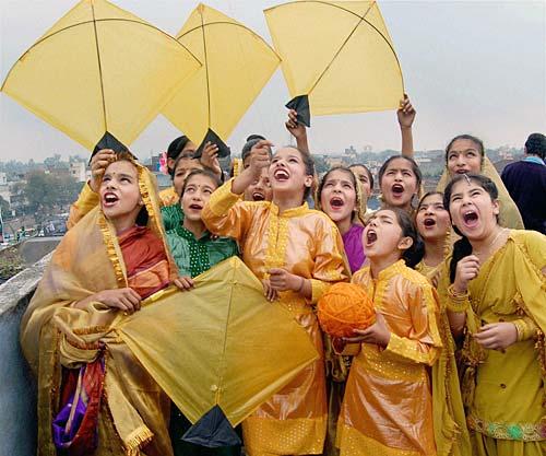 Vasant Panchami Celebration