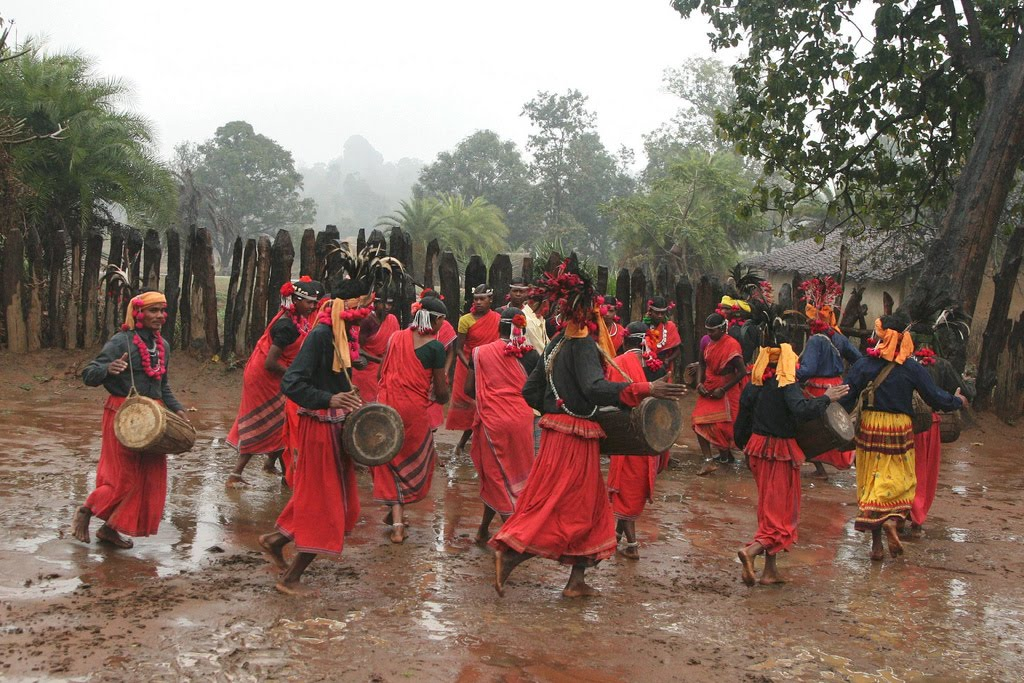 Chatiisgarhi Dance