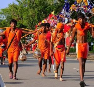 Kanwariyas
