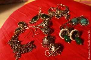 Antiquity of Oxidized Silver Jewelry