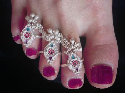 Finger Rings & Toe Rings