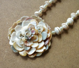Sea Shell Neck Piece