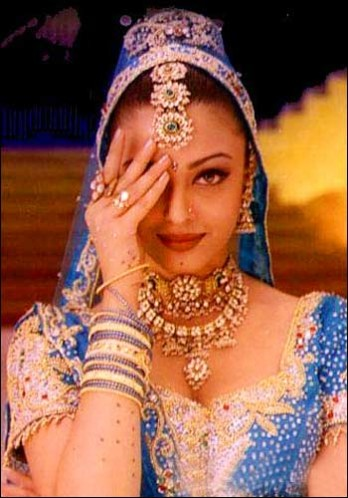 Aishwarya Rai in 'Hum Dil De Chuke Sanam'