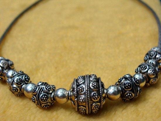 Oxidised Jewelry
