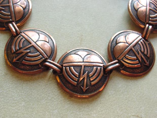 Copper Jewellery