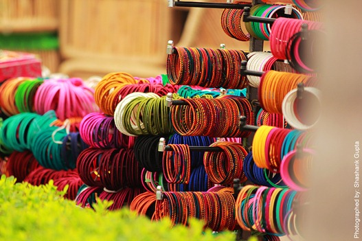 Knitted Bangles For Your Colored Fantasies