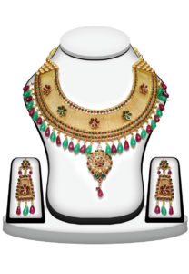 polki-necklace-set