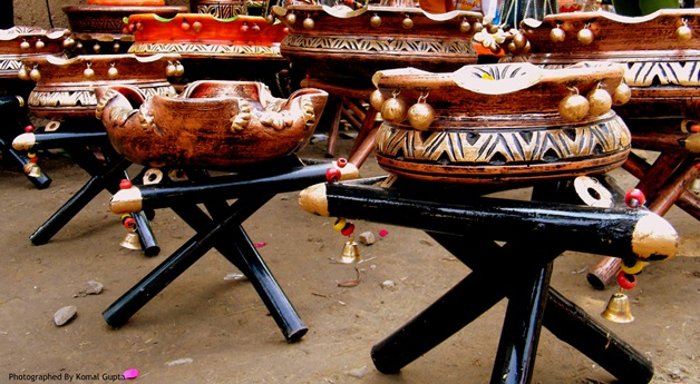 Traditional Indian Canisters