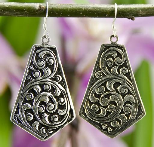 Kashmiri Silver Jewelry