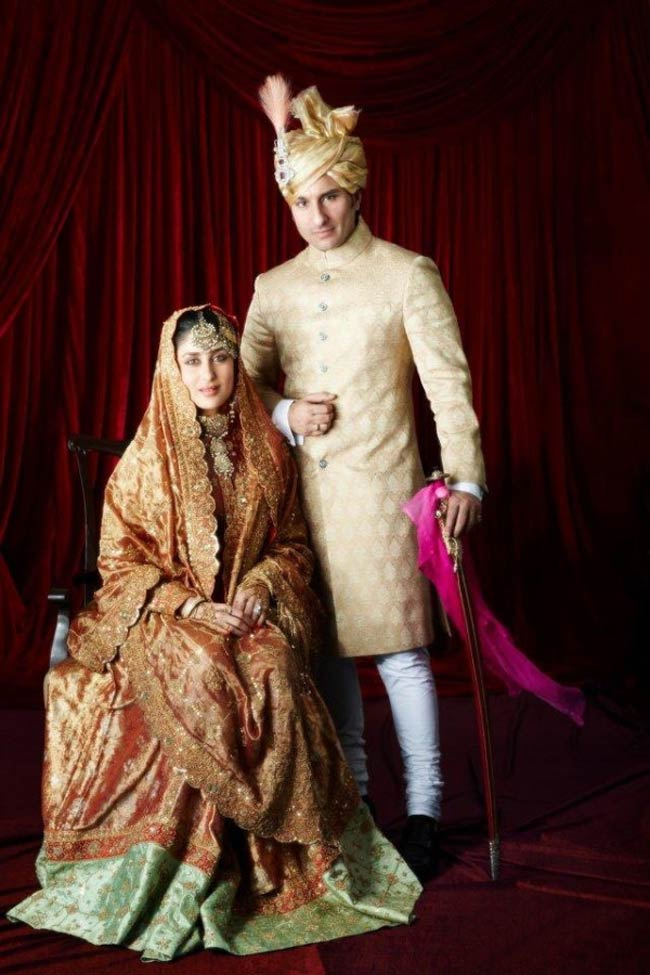Saif Ali Khan And Kareena Wedding