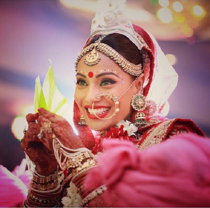 Bridal Bindi Its Significance And Much More Utsavpedia
