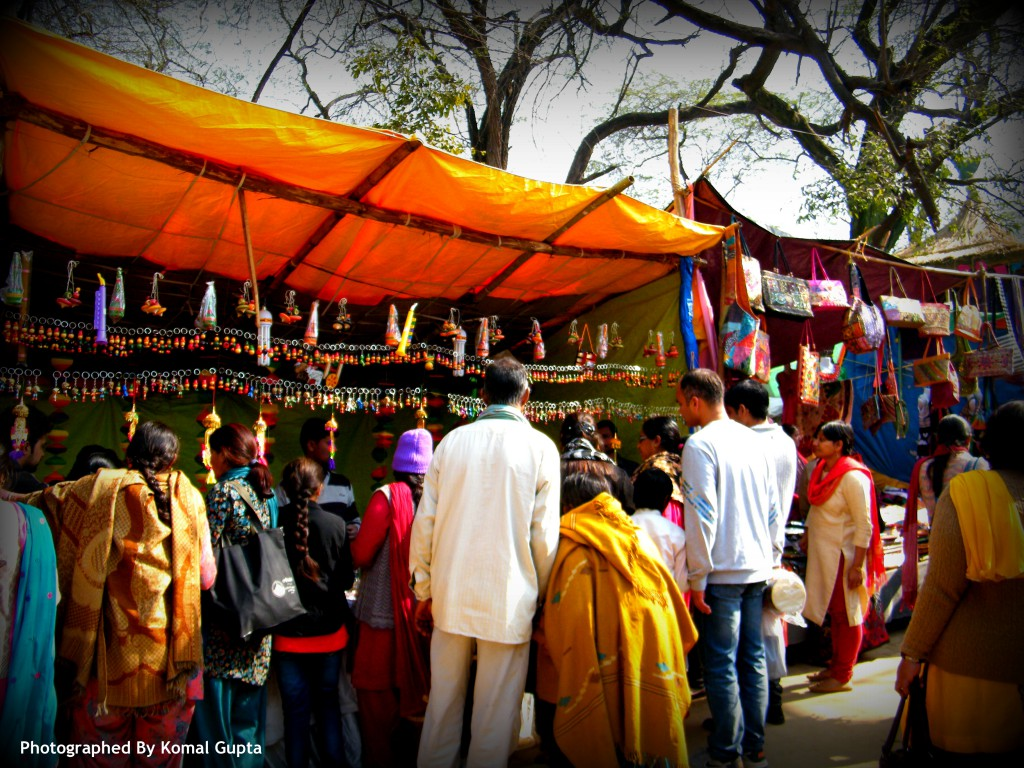 A Glimpse of Surajkund Mela