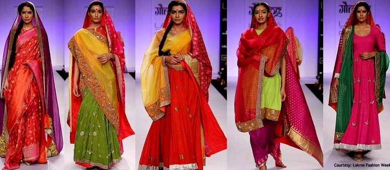 The Magic of Gaurang Shah on Indian Closet