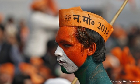 A BJP Supporter