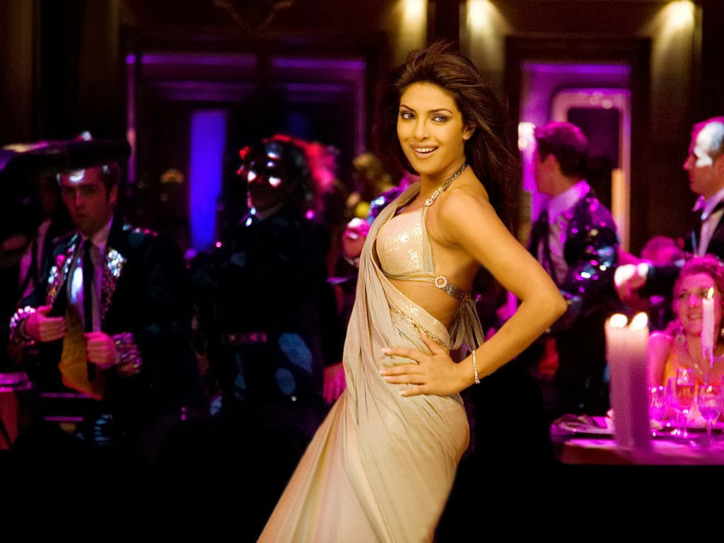 Priyanka Chopra in 'Desi Girl'