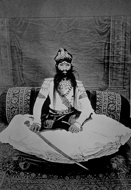 Raja Rao Raghubir of Bundi
