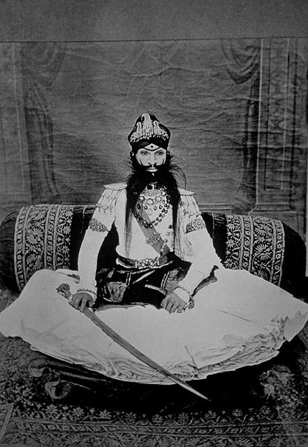Maharao of Bundi