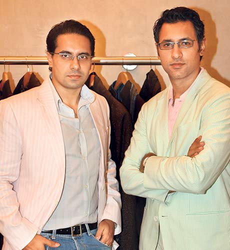 Shantanu and Nikhil Fashion Designers