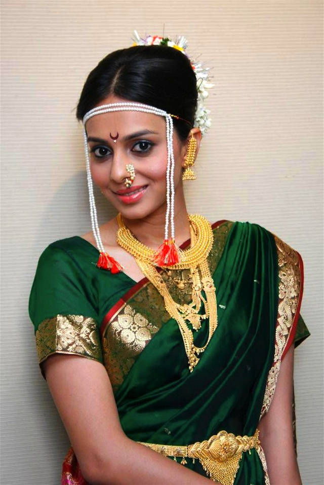 Marathi Bride (Source: weddingsonline.in)