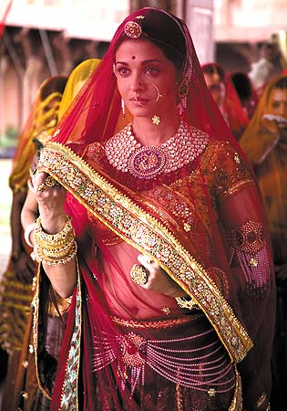Aishwarya Rai as Jodha