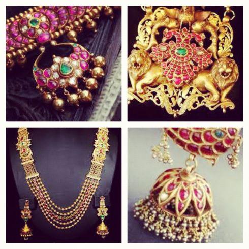 Temple Jewelry