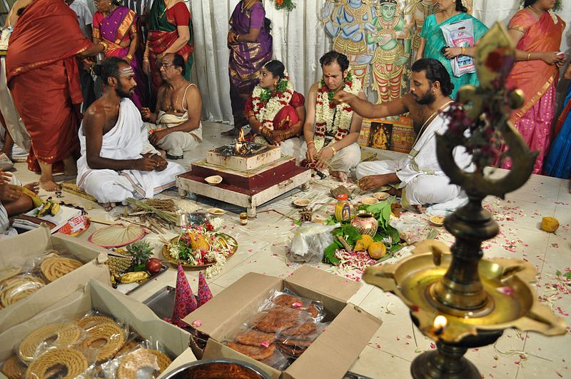Tamil Brahmin Hindu Marriage