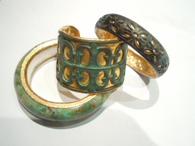 Bronze Bangles